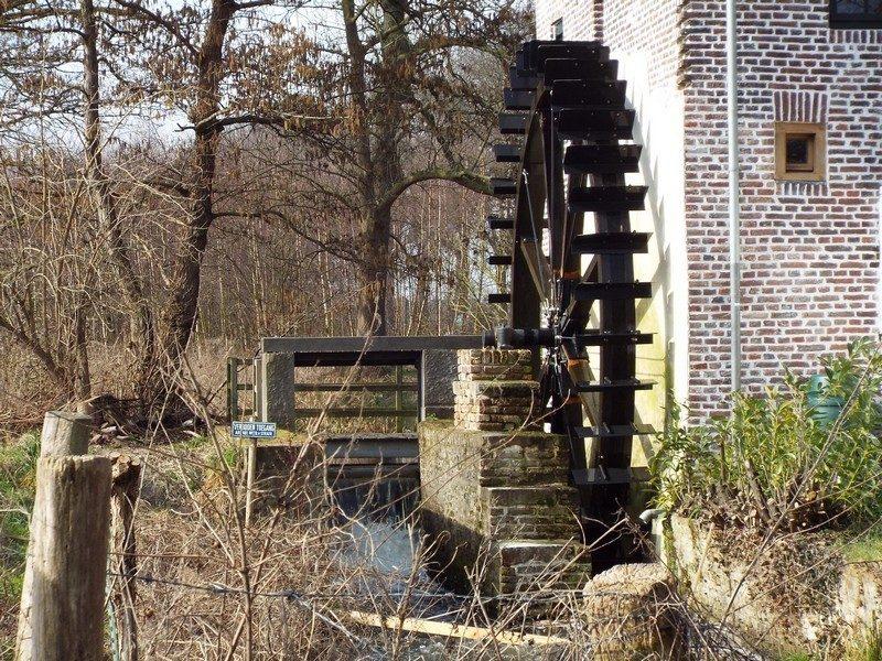 Watermolen de Schouwsmolen