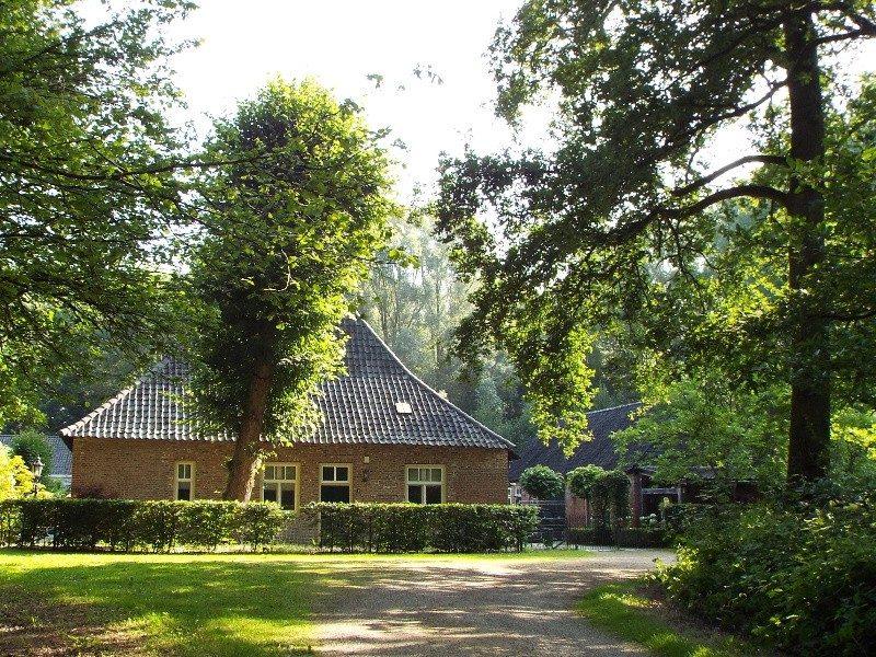 Boerderij in landgoed Heerenbeek