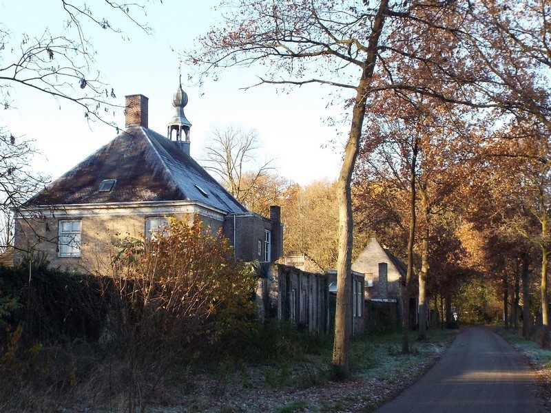 Landhuis Haanwijk