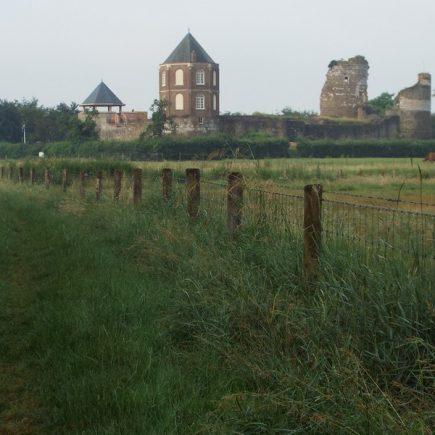 Wandelroute Vlootbeek-de kleine tocht, te Montfort