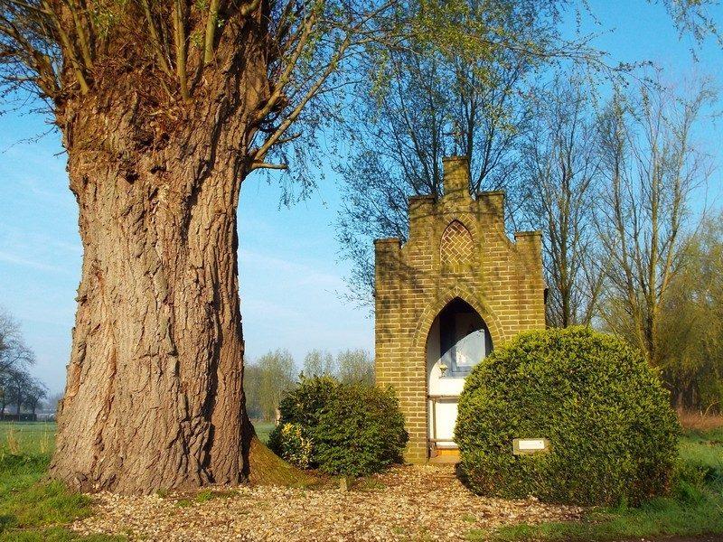 Een van de kapellen