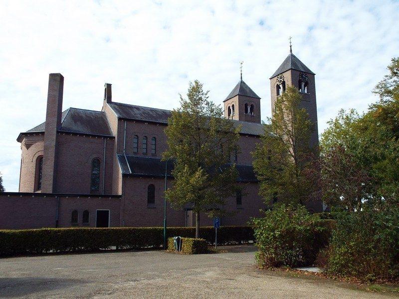 Kerk in Weebosch