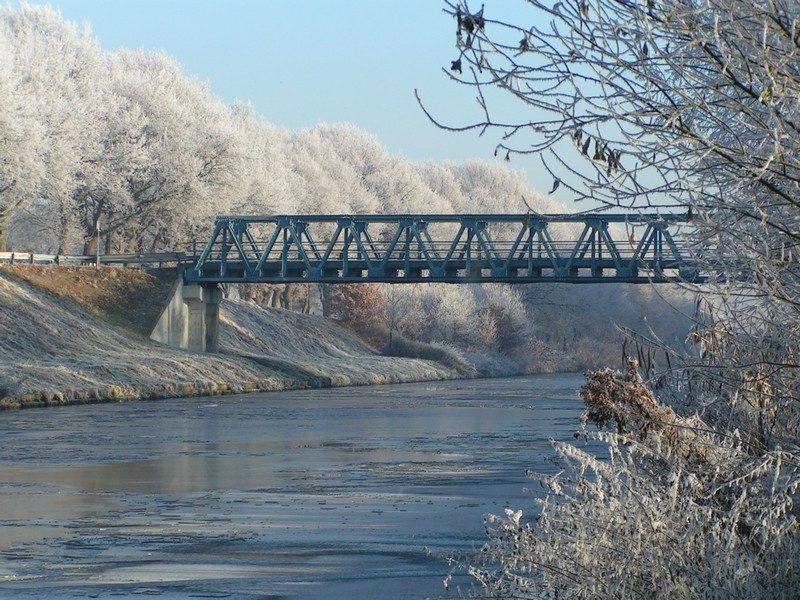 Laarbrug over het Wilhelminakanaal