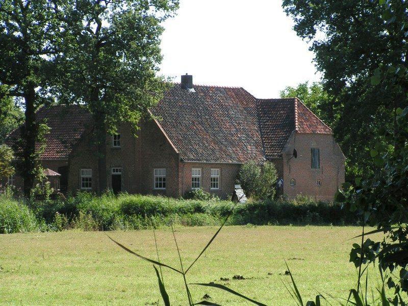 Boerderij in omgeving van het kasteel