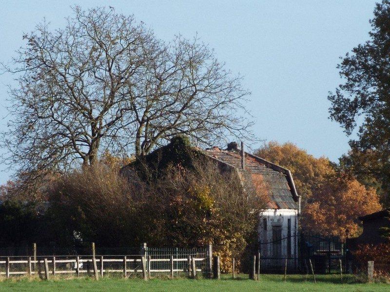 Voormalig boerderijtje Klein Karelke