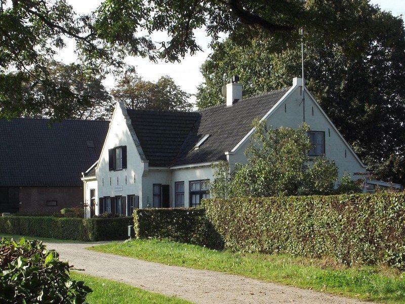 Landgoed de Oude Hondsberg, boerderij