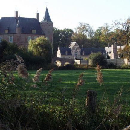 Wandelroute Ommetje kasteel Heeswijk, te Heeswijk Dinther