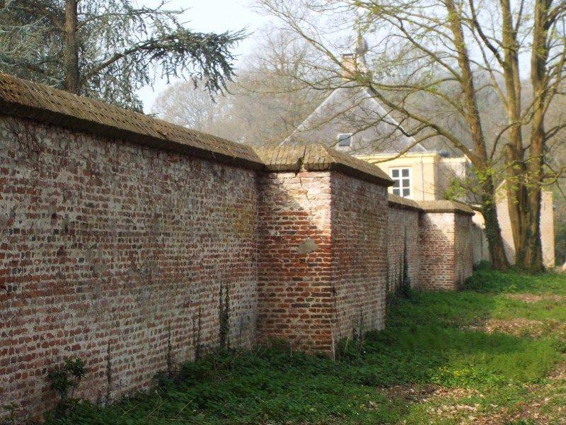 Landhuis Haanwijk is uit 17de eeuw