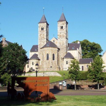 Wandelroute Langs de Roer, te Sint Odiliënberg