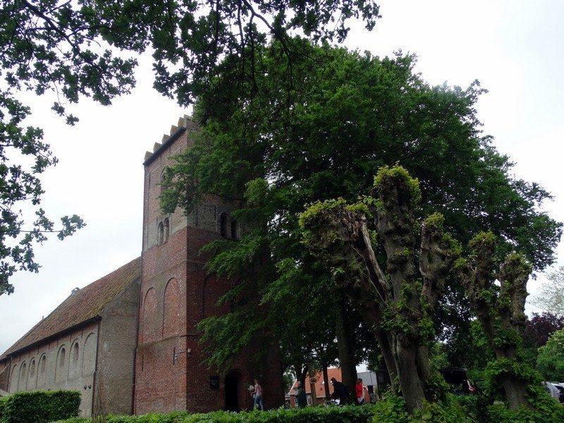 Anloo heeft een kerk uit de 11de eeuw