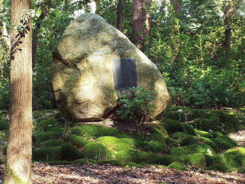 Herdenkingsplaats Nederlandse oorlogsgraven