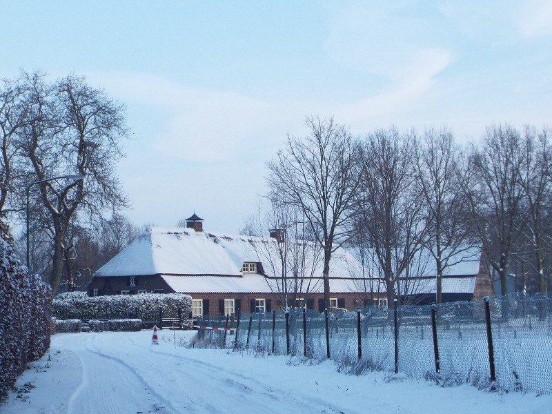 Boerderij in buurtschap Achterbosch