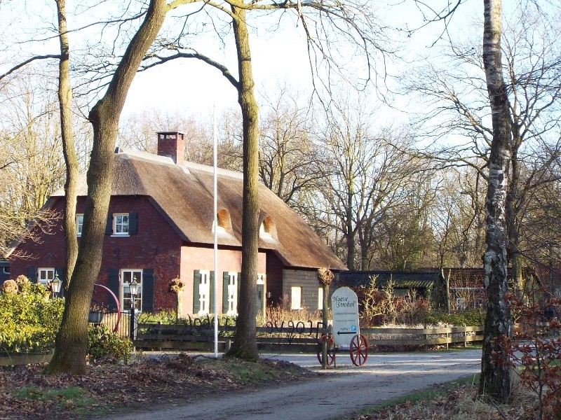 Museumboerderij Hoeve Strobol
