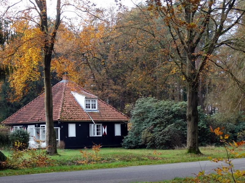 Een rijksmonument aan de Borgweg.
