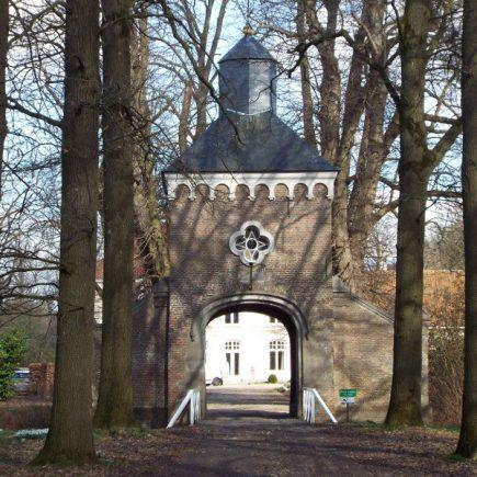 Wandelroute Langs kasteel Eikenlust, te Beek en Donk
