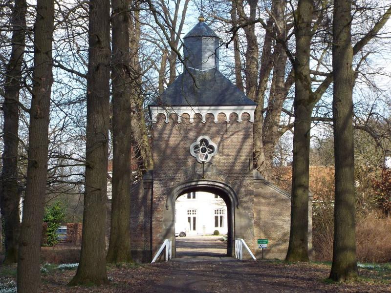 Poortgebouw kasteel Eikenlust