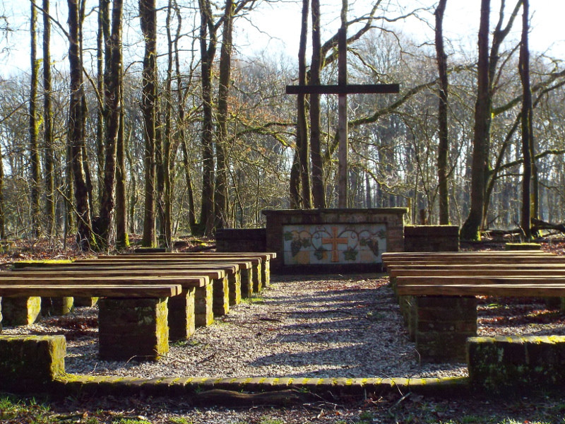 Grenskerk monument