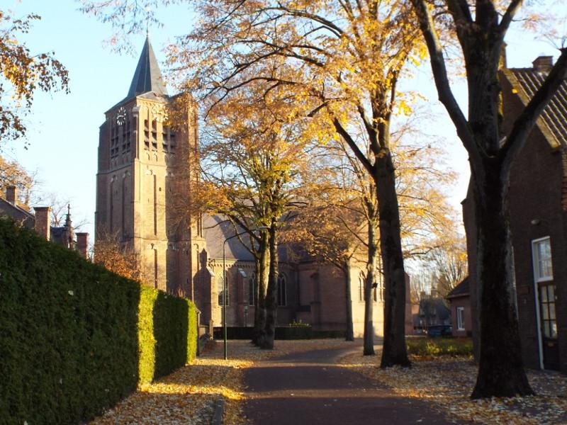 Kerk in Breugel