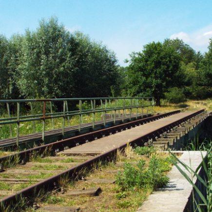 Wandelroute Via het spoor naar het Aa-dal, te Veghel