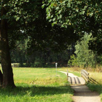 Wandelroute Naar het grafveld Busjop, te Baexem