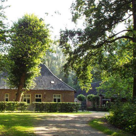 Wandelroute Heerenbeek en Mortelen-tocht, te Oirschot