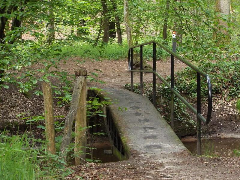 Baileybrug uit de 2e Wereldoorlog