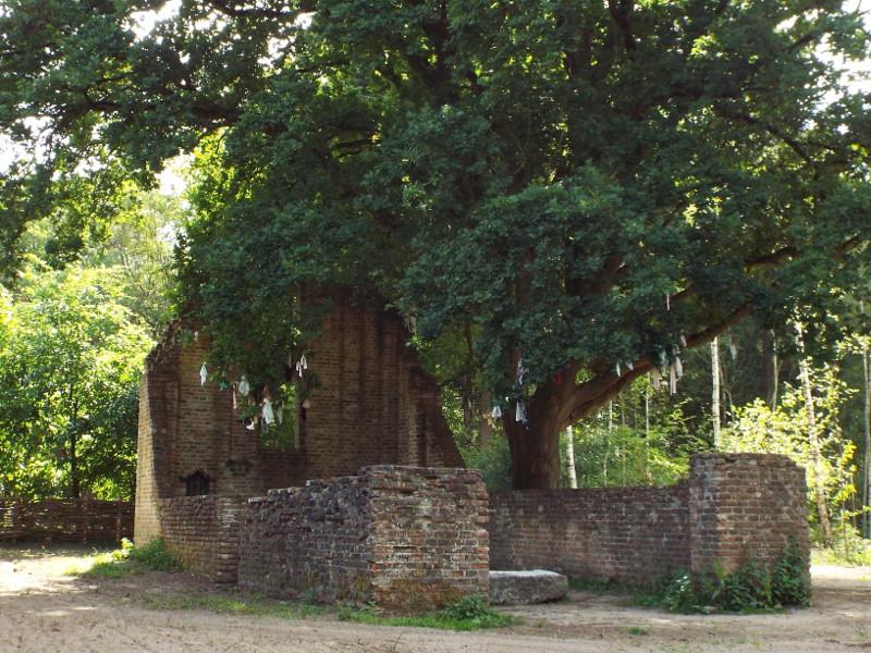 Restant Sint Walrickkapel