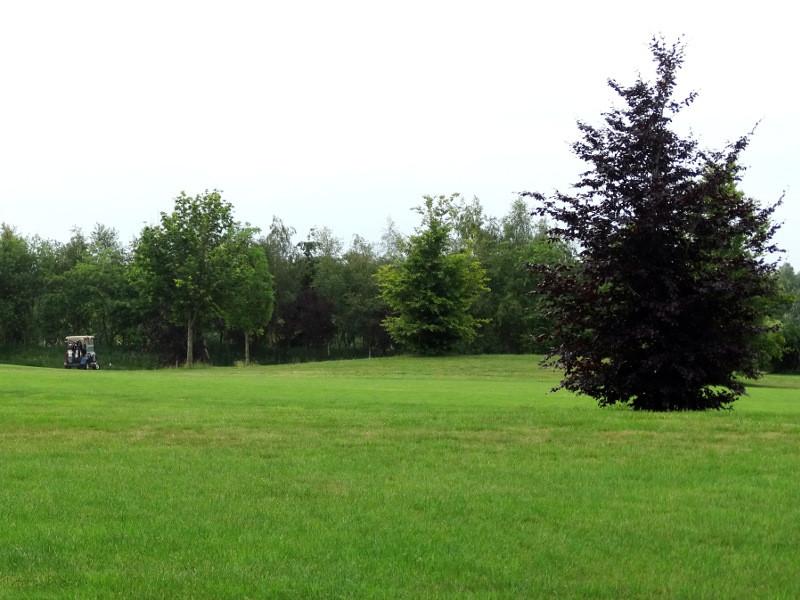 Langs de golfbaan, punt 3