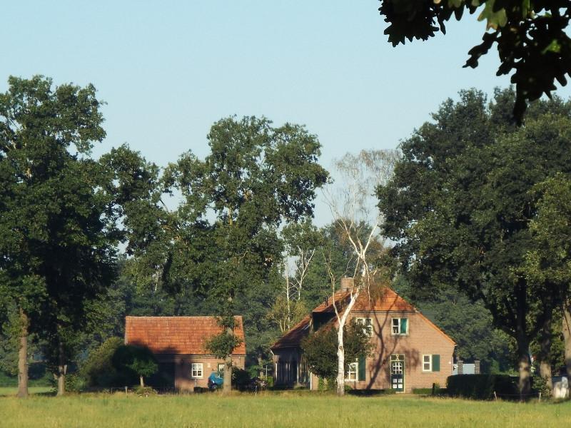 Omgeving van Boerdonk