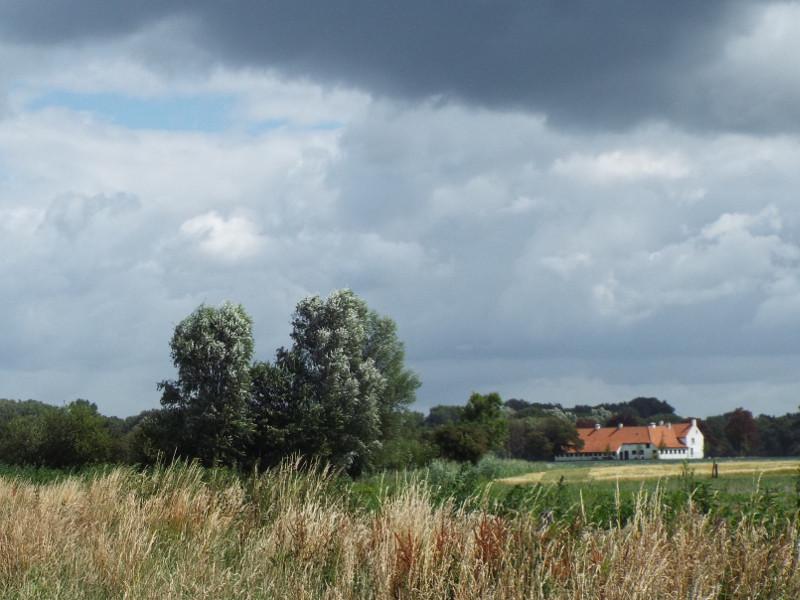 Uitzicht vanuit de Ellburg