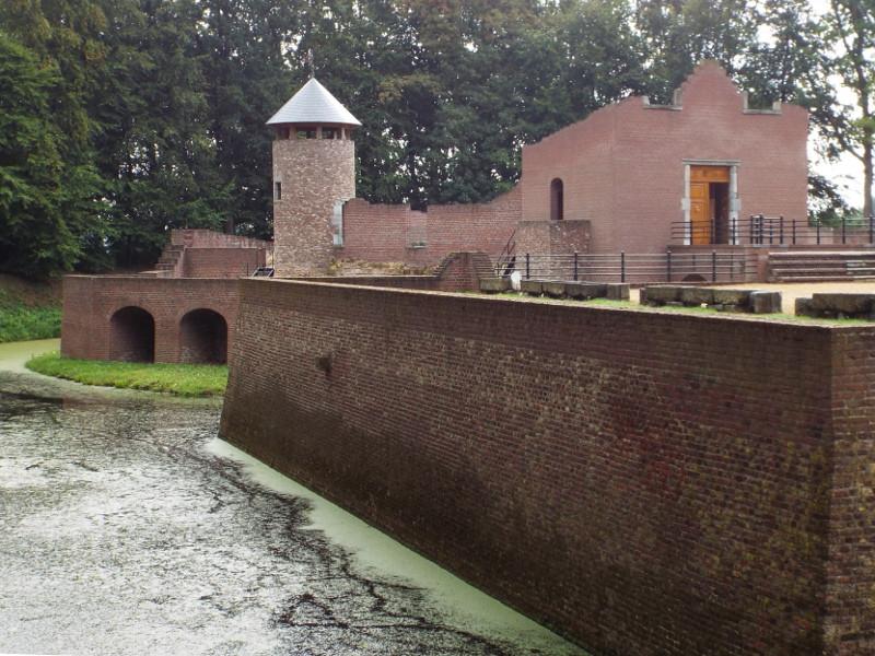 Restant kasteel Geijsteren