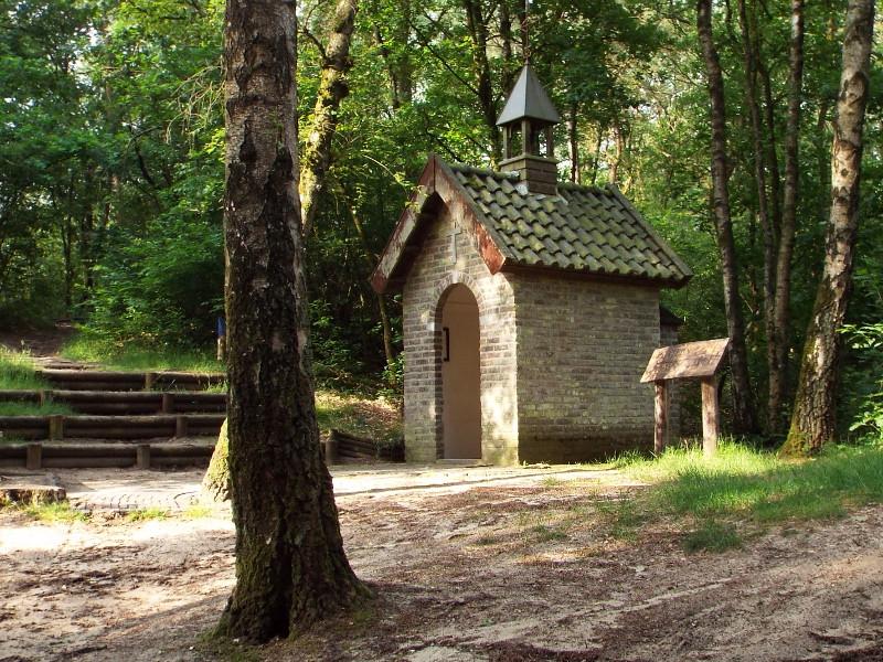 Het Paoters kapelletje