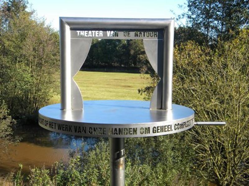 Het Theater van de Natuur aan de Dennenweg