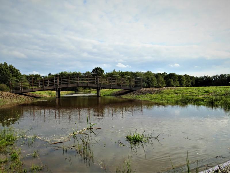 Een brug in de Breedwisch