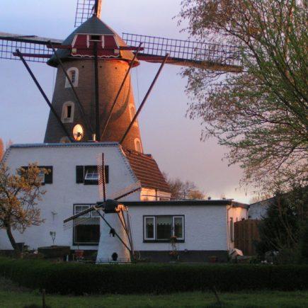 Wandelroute Naar de Mosbulten, te Lieshout