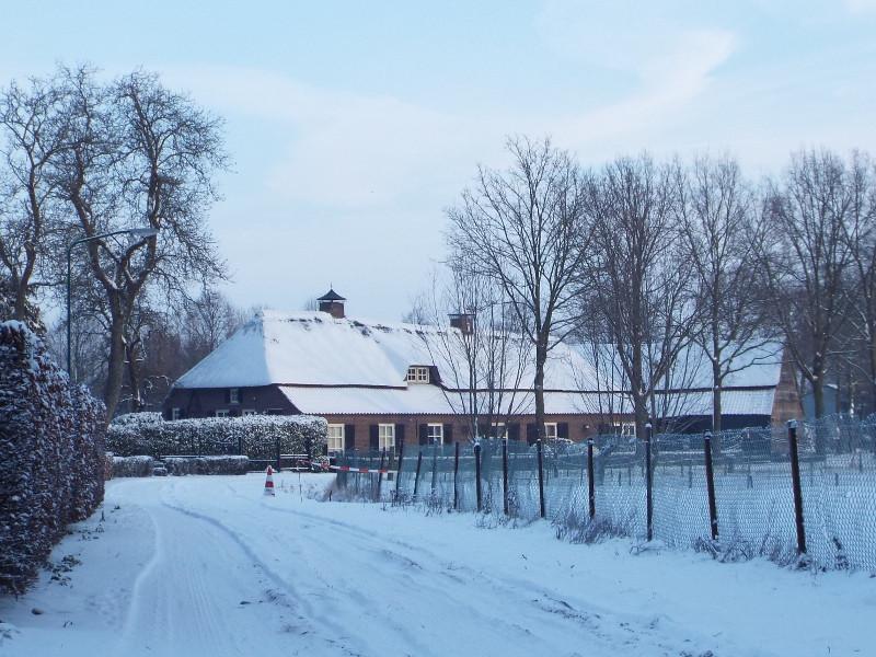 Boerderij bij buurtschap Achterbosch