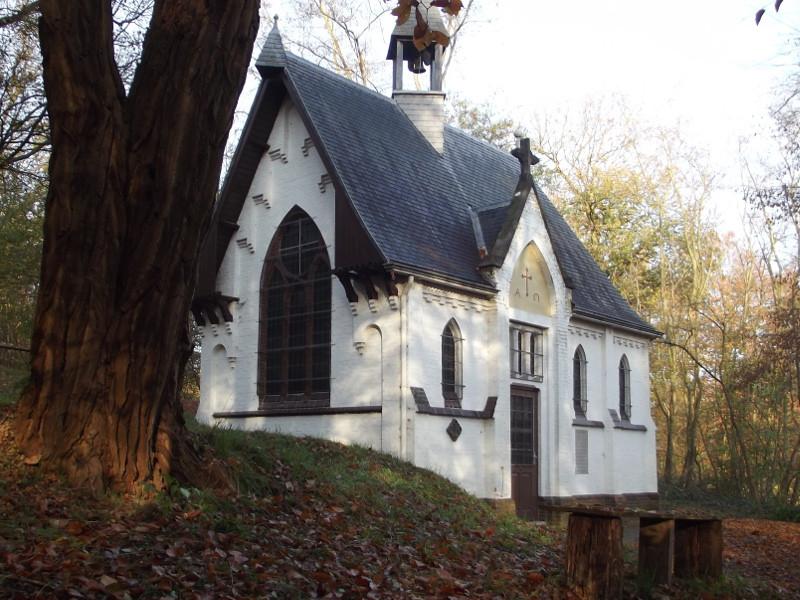 Sint-Servaaskapel, een bedevaartkapel