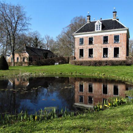 Wandelroute Landgoed Ennemaborg en Oldambtmeer, te Midwolda
